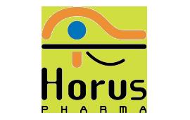 Logotipo de Horus Pharma