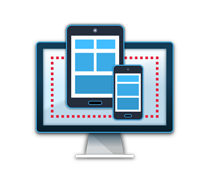 icono de adaptative layout