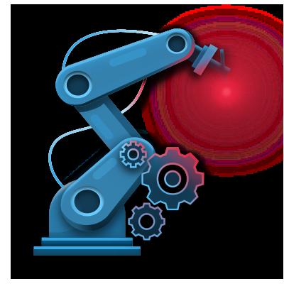 Industria 4.0 icono