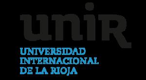 Logotipo de la Universidad Internacional de La Rioja (UNIR)