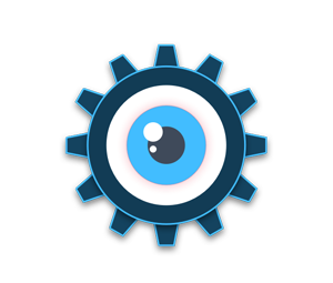 Logotipo de proceso creativo