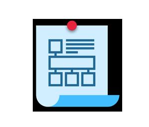 Logotipo de workflow